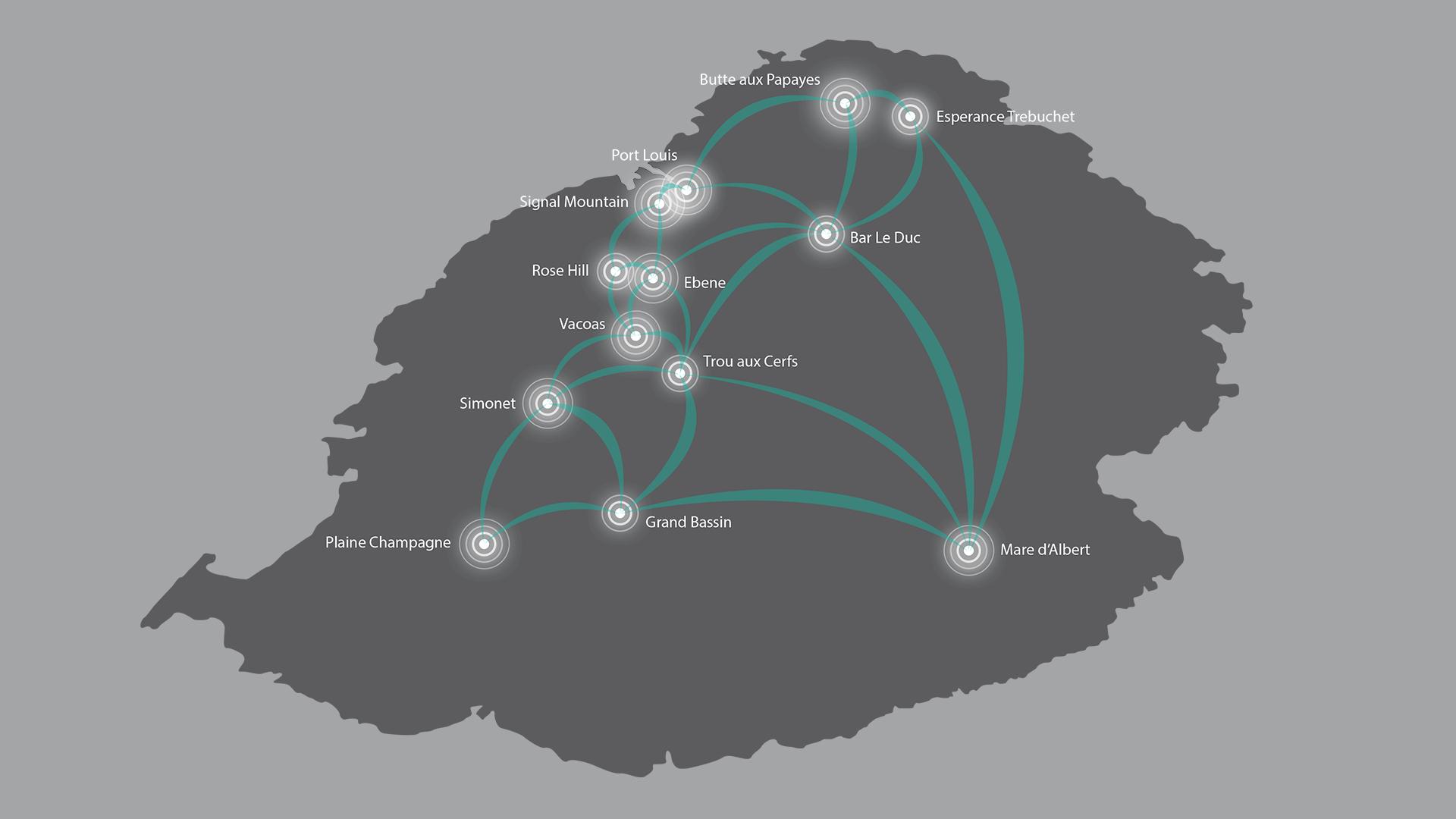 AtComm Les Relais Geo Locations Ver2